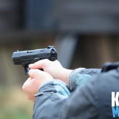 Szkolenie strzeleckie Basic Shooter 2014.