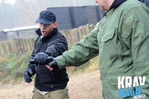 krav maga shooter