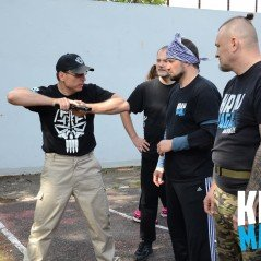 Obóz KMM Born to fight 2016