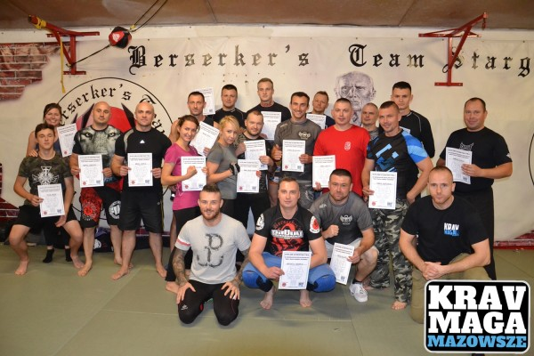 krav maga armed training