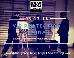 Warsztat ochrony VIP