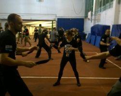 Seminarium Armed Combat and Tactics