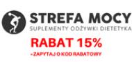 strefa mocy RABAT 15%
