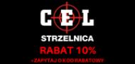 strzelnica cel rabat 10%