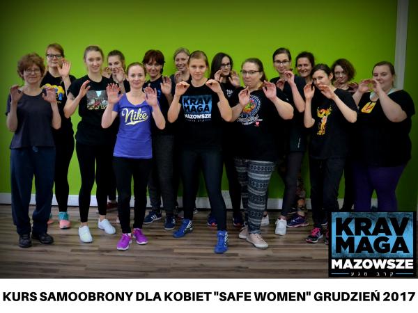 KURS SAMOOBRONY DLA KOBIET _SAFE WOMEN_