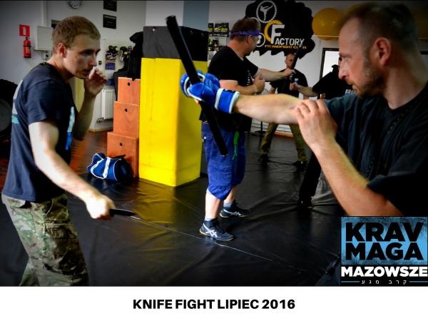 KNIFE FIGHTING LIPIEC 2017