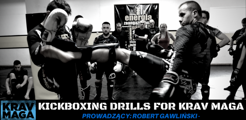 Seminarium Kickboxing for Krav Maga