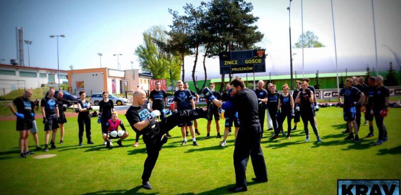Seminarium Kickboxing Drills For Krav Maga – podsumowanie