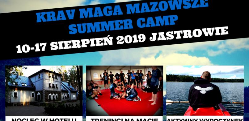 Obóz Letni KMM Jastrowie 2019