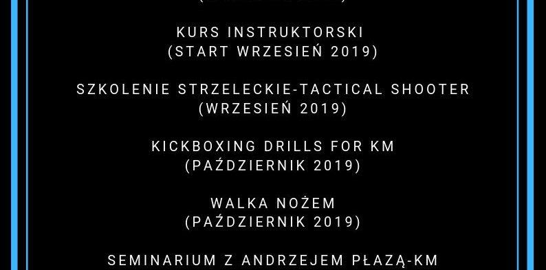 Szkolenia 2019