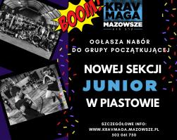 Samoobrona dla dzieci 11-14 lat w Piastowie – NABÓR LUTY 2020