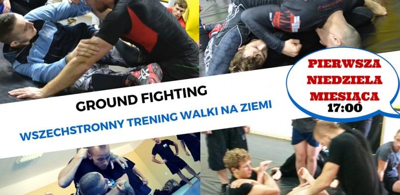 Krav maga ground fighting