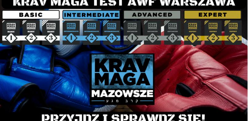 Krav Maga Test luty 2018