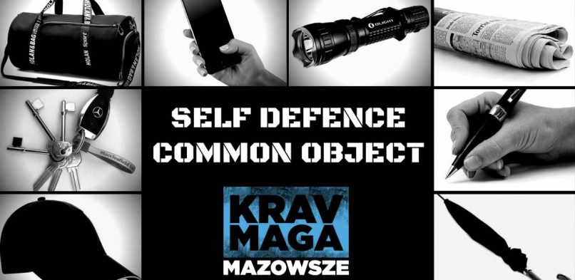 Common Object Self Defense