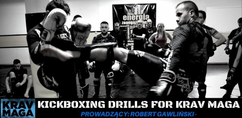 Seminarium Kickboxing for Krav Maga