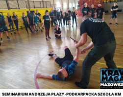 Seminarium Andrzeja Płazy-Podkarpacka Szkoła KM