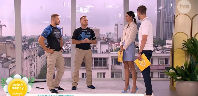 Nasi trenerzy w TVN